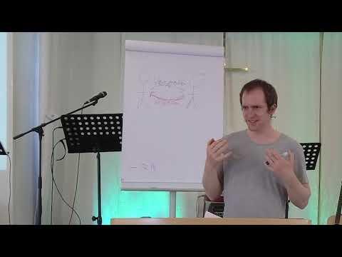 Predigt am 16. August - Benjamin Pick - Vertrauen